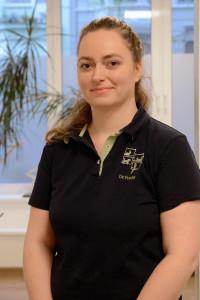 Dr. vet. Freya Fuchs, Tierärztin