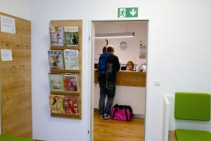 Aus dem Wartezimmer