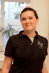Pia Fuchs, Auszubildende im 1. Lehrjahr